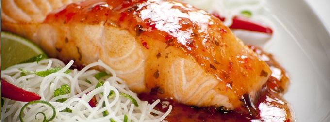 Come eliminare dalla  cucina l'odore del pesce