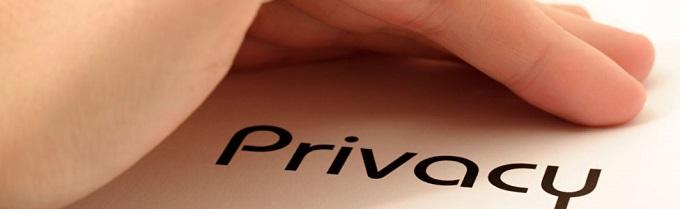 privacy elettrodomestici