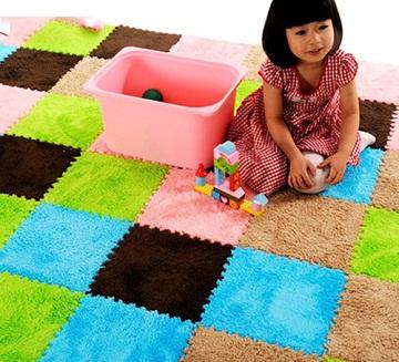 Lavaggio a secco del tappeto