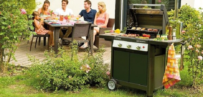 Barbecue da giardino: caratteristiche essenziali