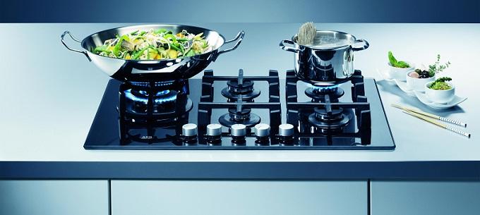 Cucina a gas, manutenzione e pulizia