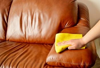 Cioccolata sul divano