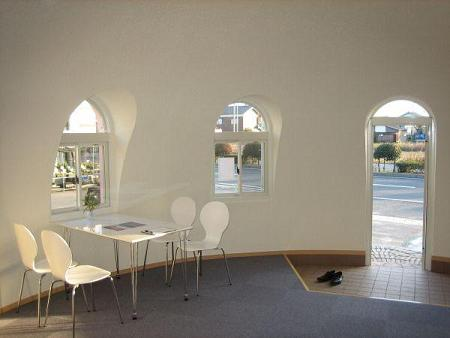 Dome-House-polistirolo interno