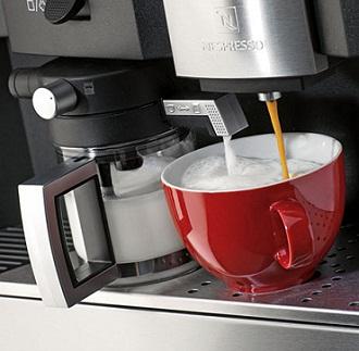 Elettrodomestici per il cappuccino
