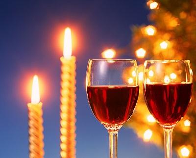 candele in casa