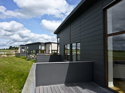 villaggio danese ecosostenibile case