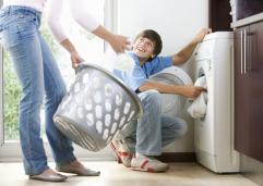 Uso corretto della lavatrice