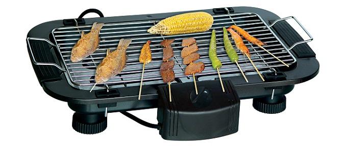 Il barbecue elettrico, un'ottima soluzione per la casa e il giardino