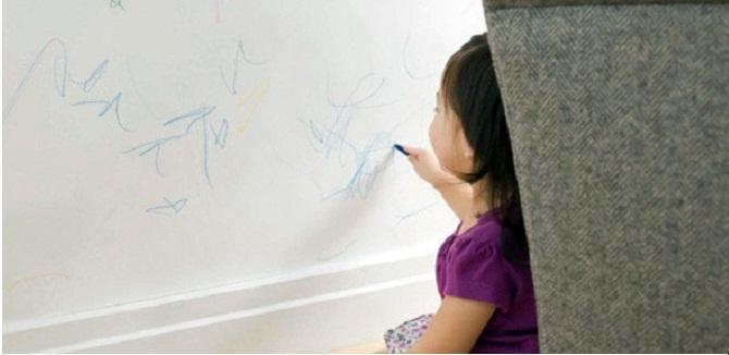 Come rimuovere le scritte sui muri - Scritte muri casa ...