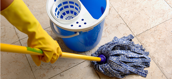 Pavimento come pulire le fughe for Fughe pavimento
