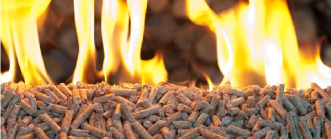 riscaldamento a pellet