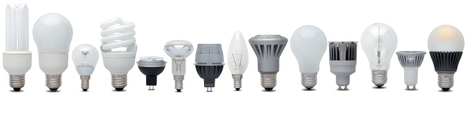 Scelta delle lampadine