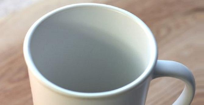 Come pulire le tazzine da caffè