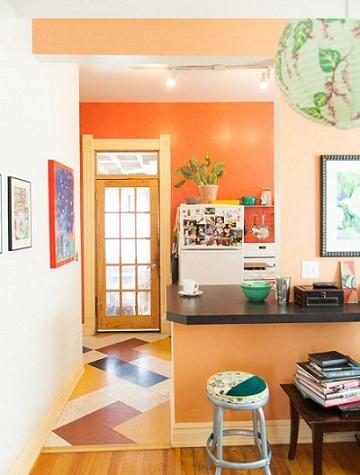 Dipingere casa con la cromoterapia - Dipingere le pareti di casa ...