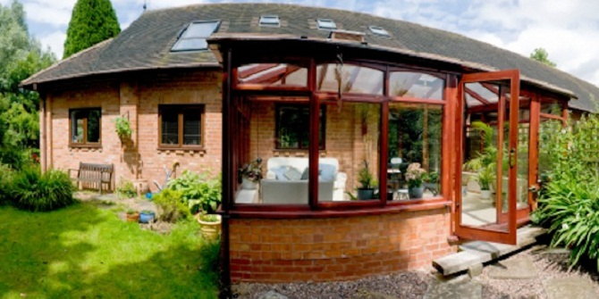 Realizzare una veranda