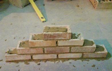 come costruire un muro