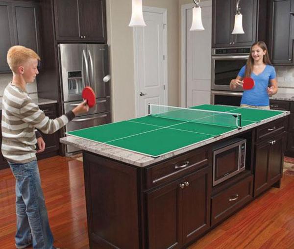 Un ping pong portatile per la vostra cucina