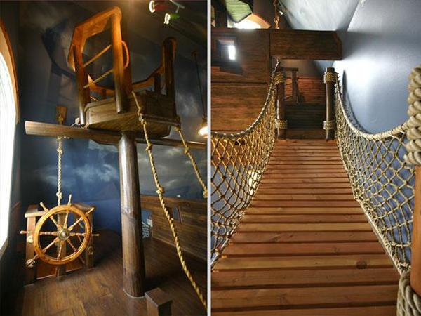 camera letto nave