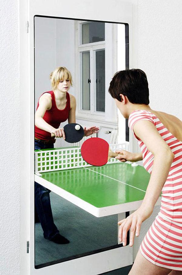 tavolo pin pong casa