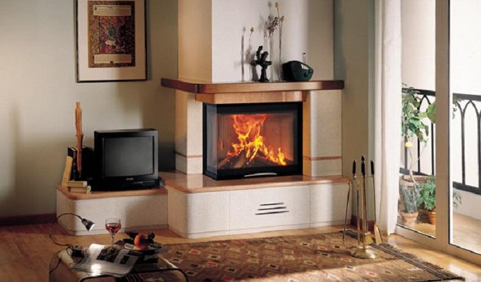 Il caminetto, una soluzione originale per riscaldare l'ambiente di casa