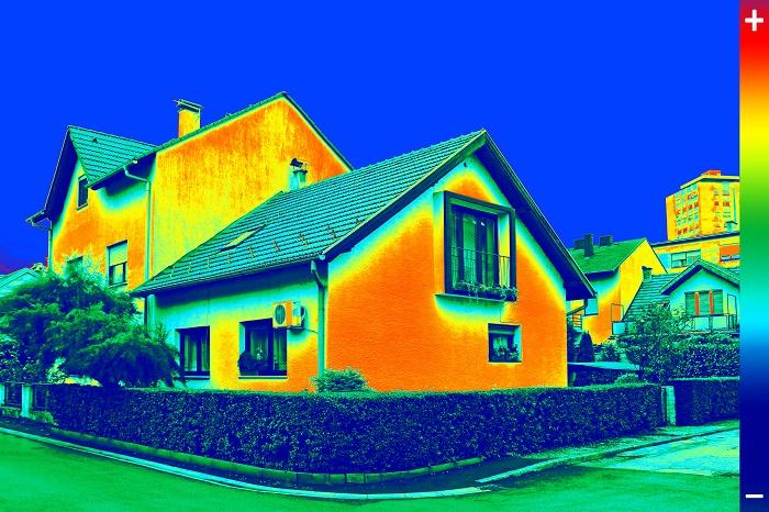 L'utilizzo della termografia come strumento diagnostico in edilizia
