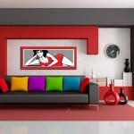 Personalizzare la casa con i quadri