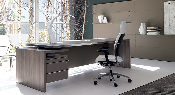 Arredare un ufficio stile e design con un occhio di riguardo alla praticit - Come arredare un ufficio moderno ...