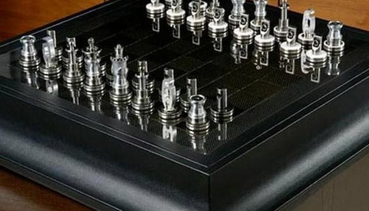 Le scacchiere di lusso un oggetto per impreziosire casa for Oggetto design casa