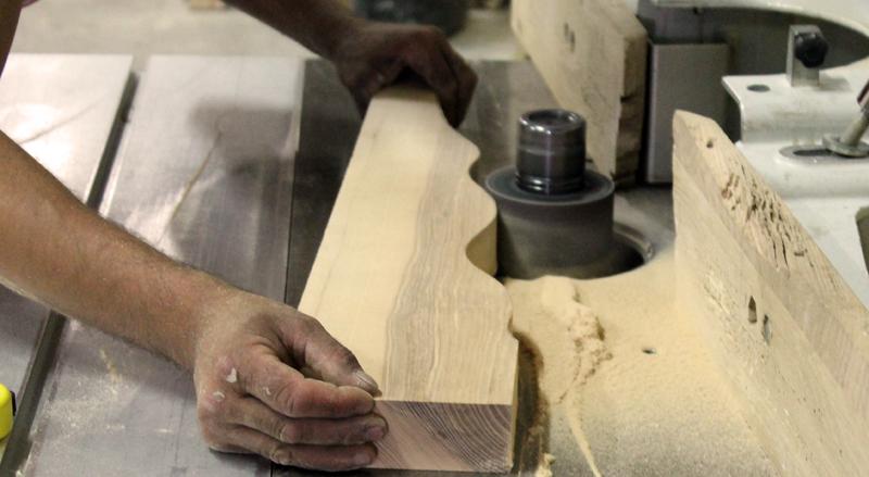 bramato cucine lavorazione legno