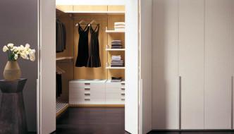 Progettare la cabina armadio