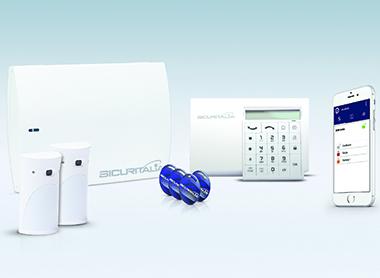 Kit Antifurto Casa Wireless