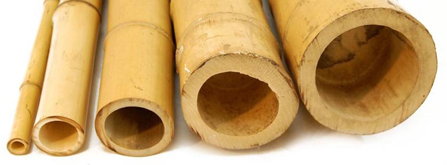 Separè di bambù