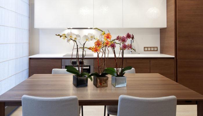 arredare casa con fiori e piante