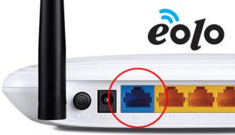 Connessione a banda larga: ecco Eolo