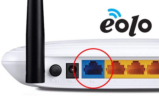 eolo router