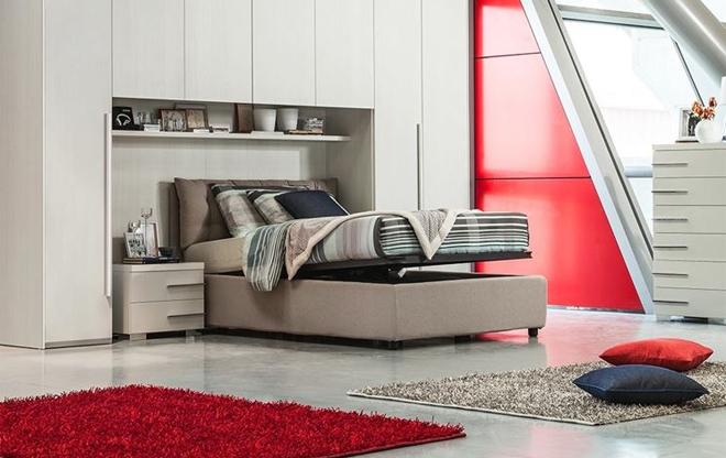 Camerette per bambini e teenager consigli sulle soluzioni for Soluzioni d arredo soggiorno