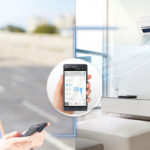 Il controllo remoto del climatizzatore tramite lo smartphone