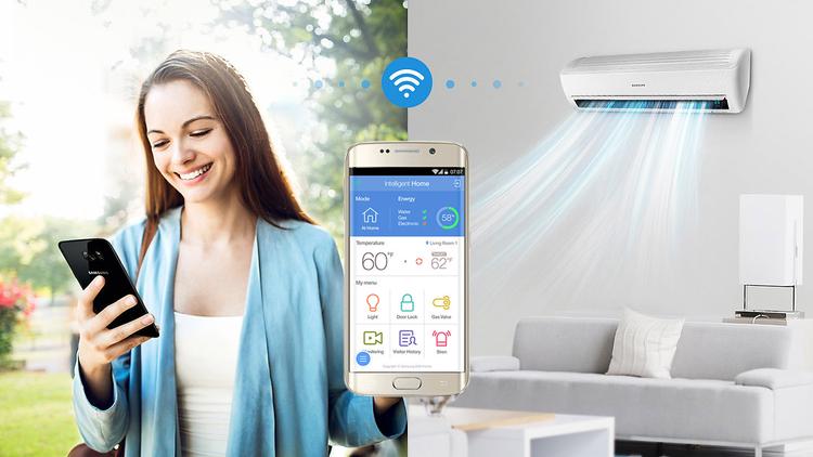 condizionatori wifi in casa