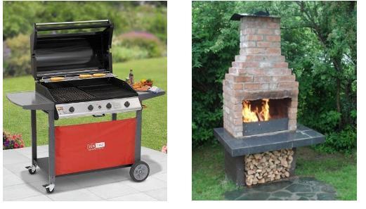 Costruire barbecue in giardino - Barbecue per esterno ...