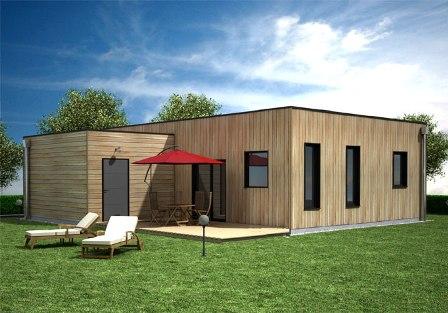 Case in legno prefabbricate for Case di legno prefabbricate