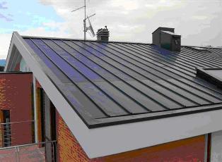 Coperture moderne per tetti terminali antivento per for Tetti di case moderne