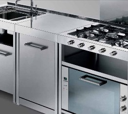 Pulizia cucina: acquistare una cucina comoda da pulire