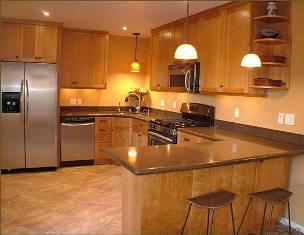 Illuminazione per cucina idee di design per la casa - Illuminazione per cucina moderna ...