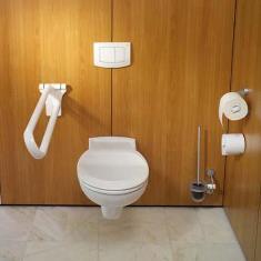 Bagno disabili - Posizione sanitari bagno ...