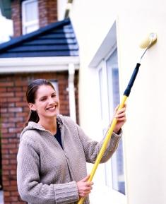 Pitturare le pareti esterne consigli utili per il fai da te - Pitturare una parete esterna ...