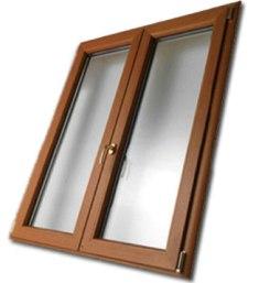 Finestre in legno pvc o alluminio - Profili alluminio per finestre ...