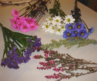 conservazione fiori