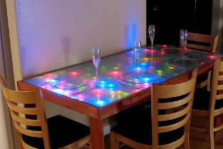 Led per illuminazione casa - Case colorate interni ...