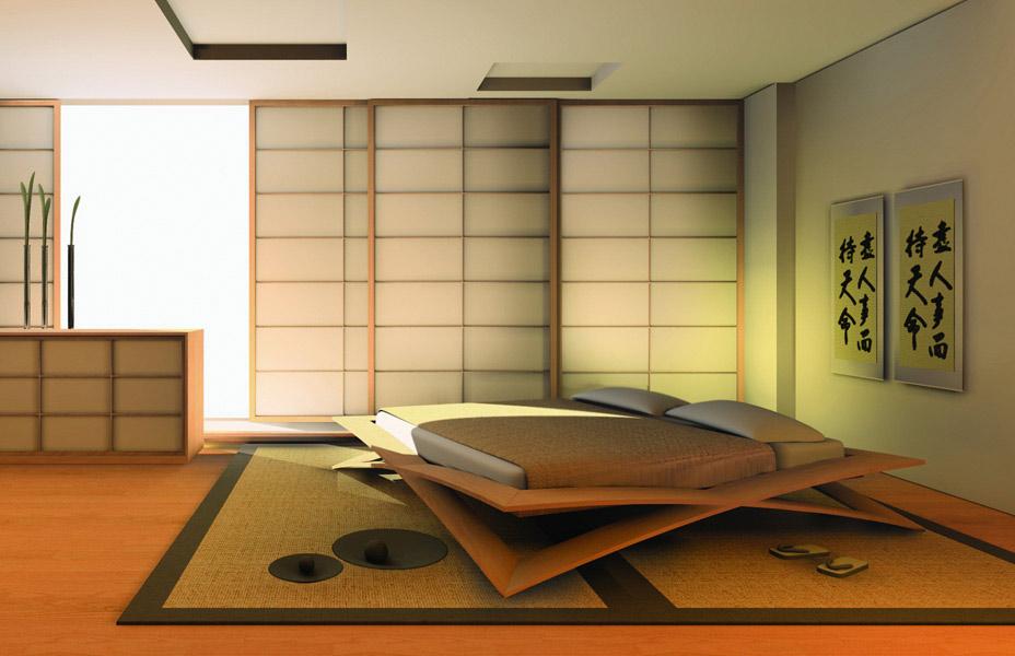il letto giapponese tutorcasa