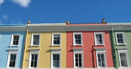 Pitturare pareti esterne for Pitturare muri di casa
